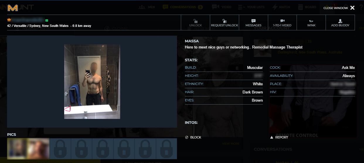 Manhunt Profile