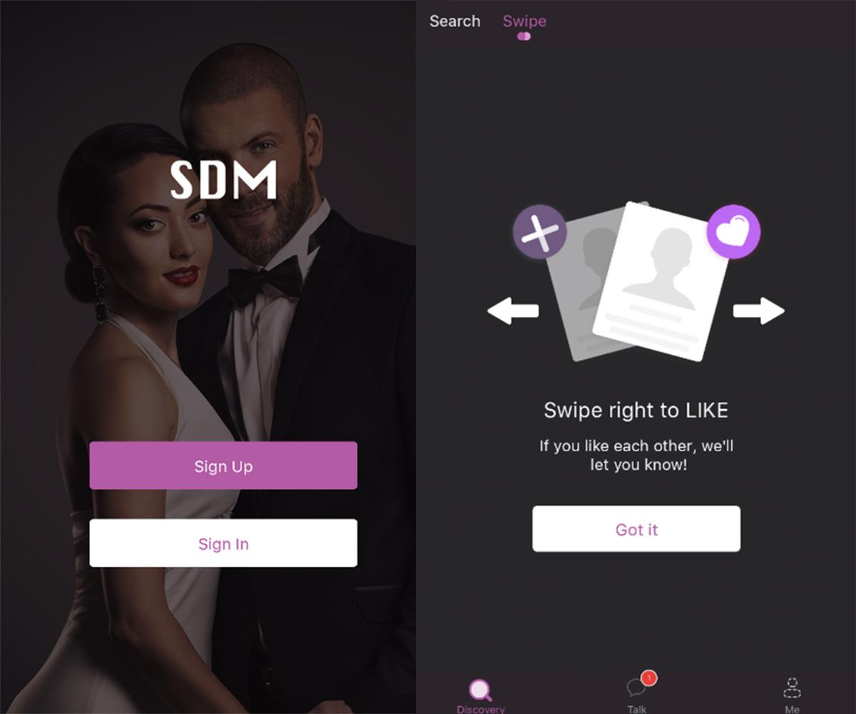 SDM app