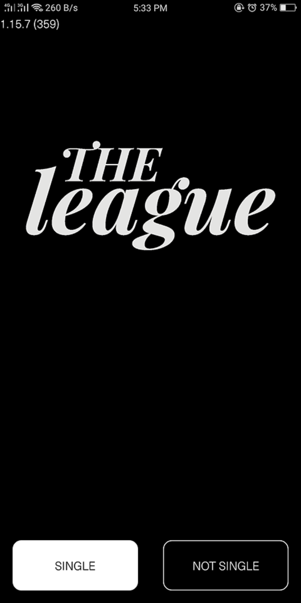 The League Mobile App