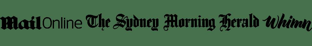 Publication Logos AU