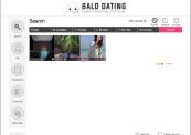 Bald Dating Contact