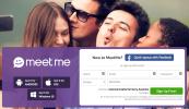 MeetMe Sign Up