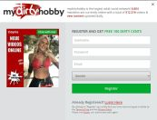 MyDirtyHobby Registration