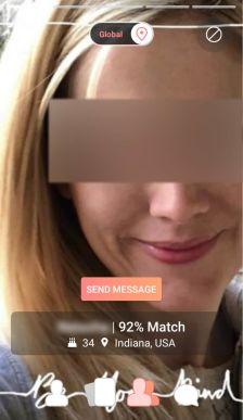 Hater Female Profile