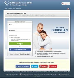 Christian Cupid Signup