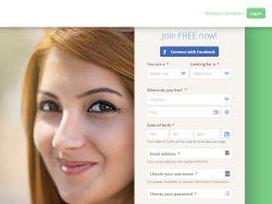 Turkish Personals Signup