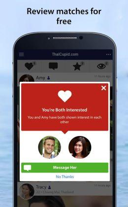 ThaiCupid Mobile Ad
