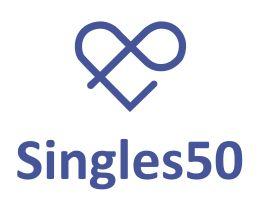 Singles50 Logo