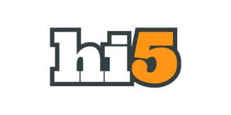 hi5 logo