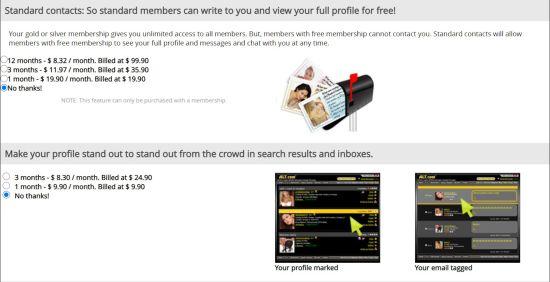 Alt.com Standard Search