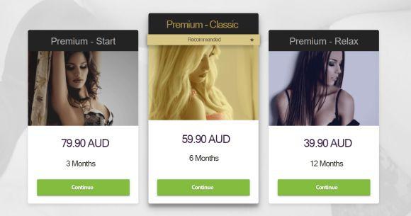 CDate-AU Pricing