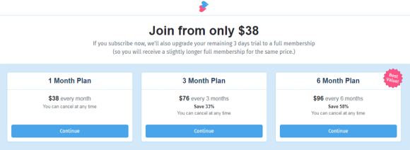 Christian Connection Membership