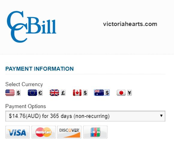 Victoria Heart Cost