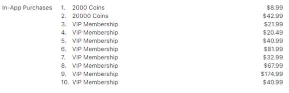 WooPlus Price Table AU