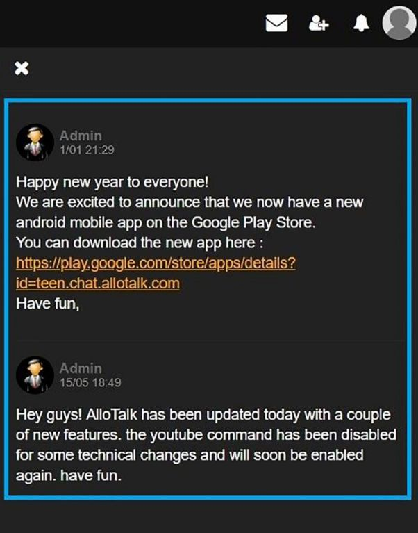 AlloTalk Special Feature News