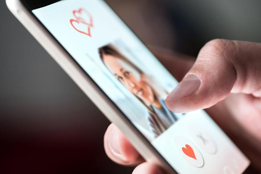 Valentine's Day Online Dating