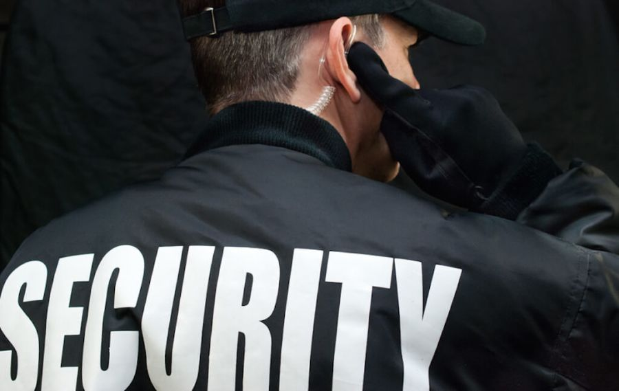Security Person