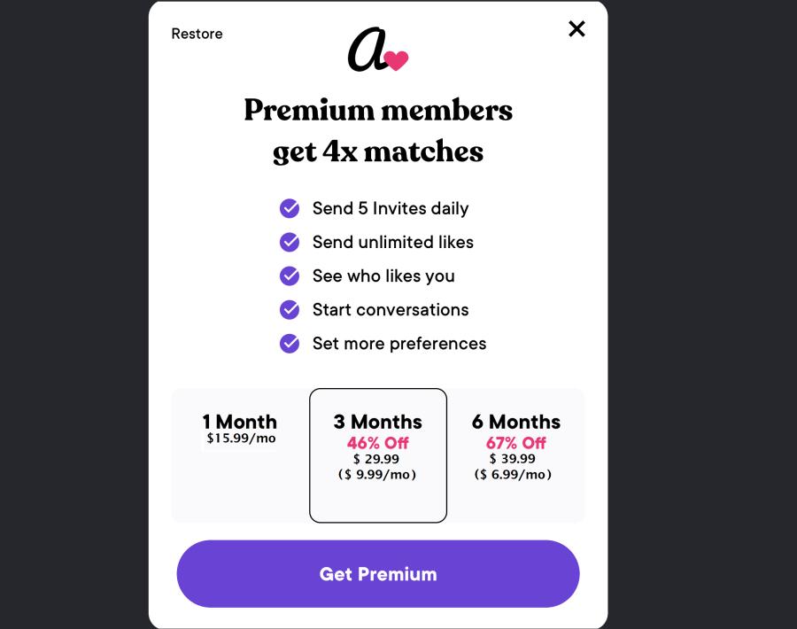 Aisle Premium