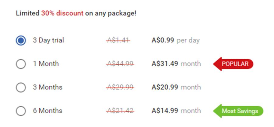 FlirtyMature Price AU