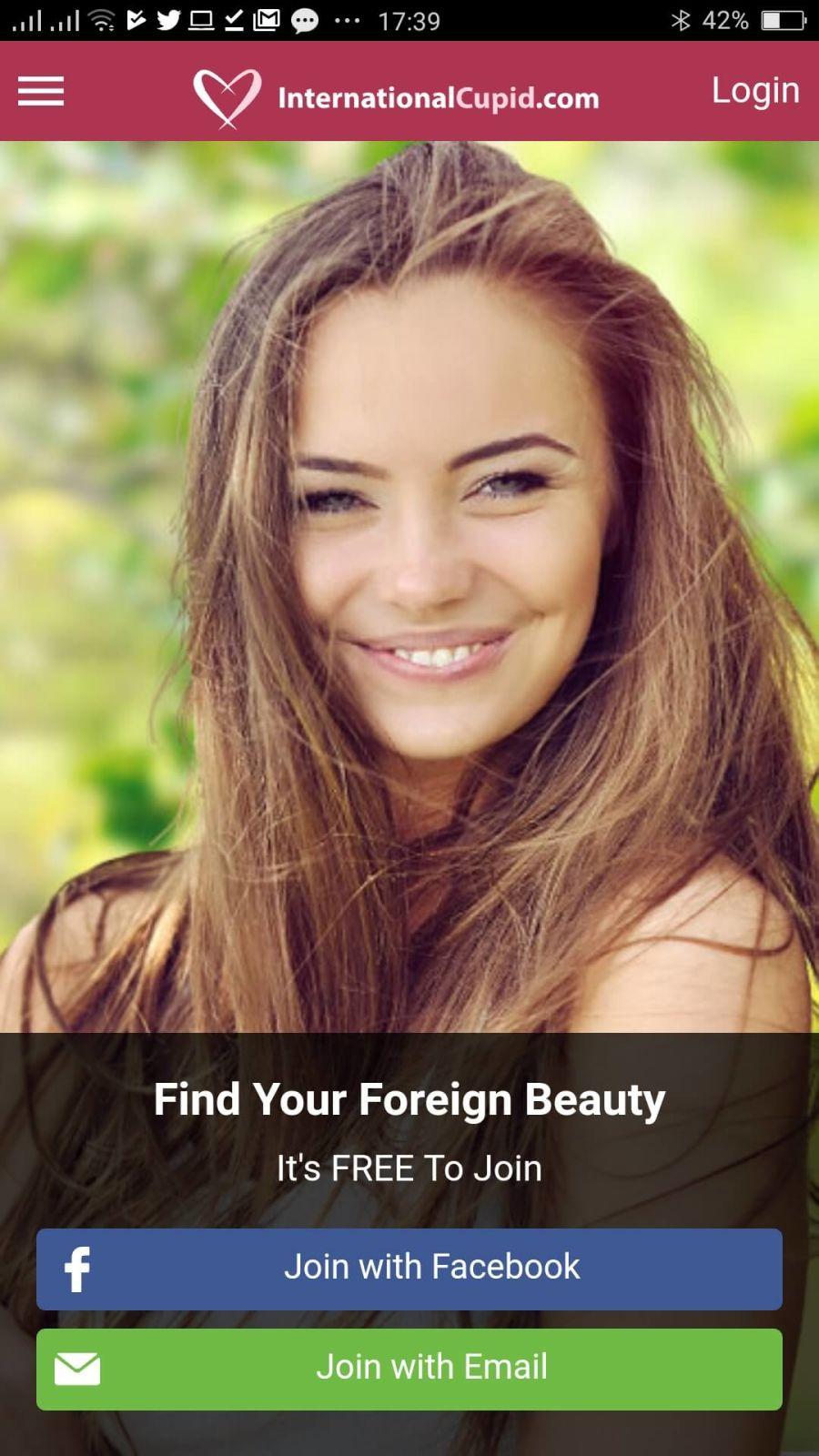 InternationalCupid App