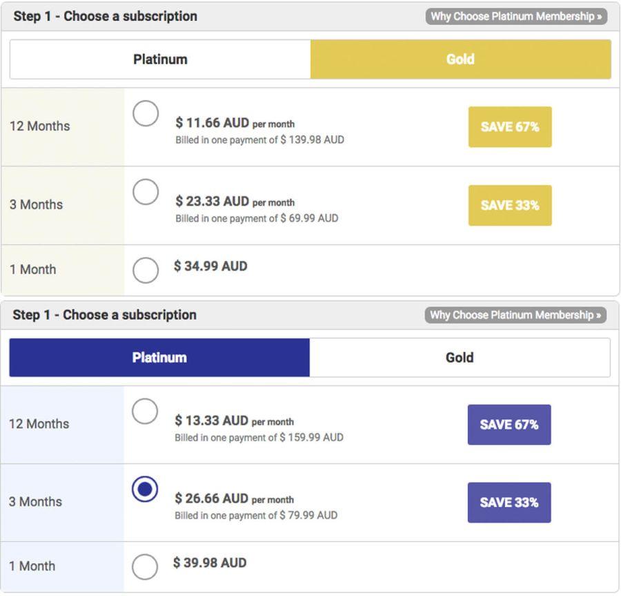 KoreanCupid Pricing AU