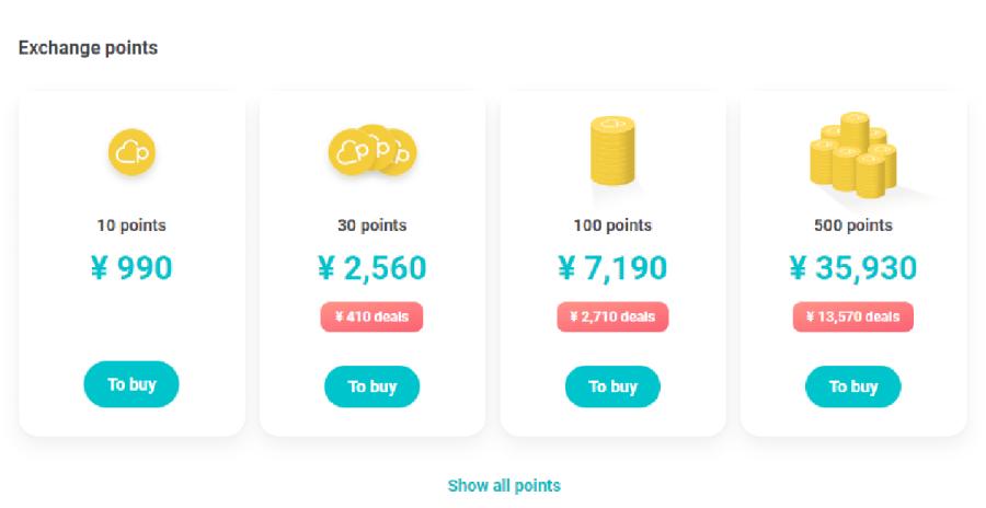 Pairs Price