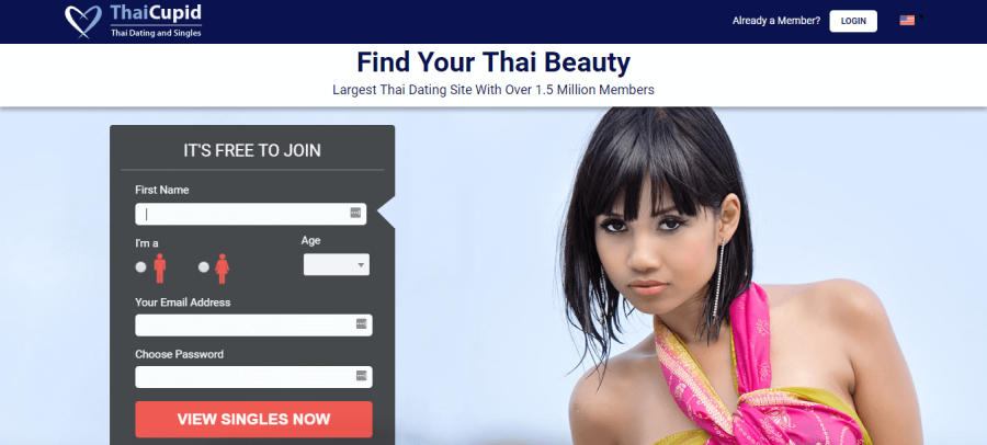 Thai Cupid Registration