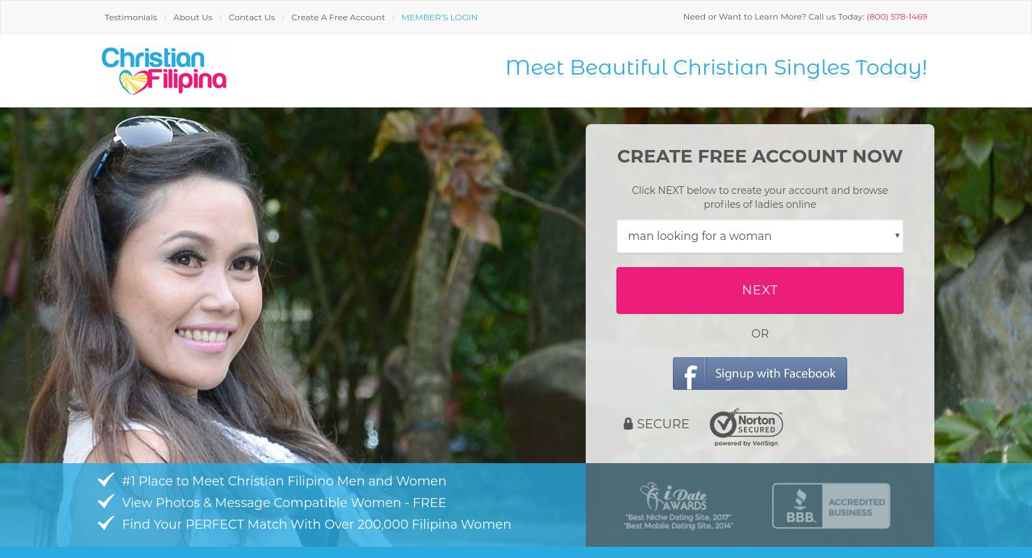 Christian Filipina