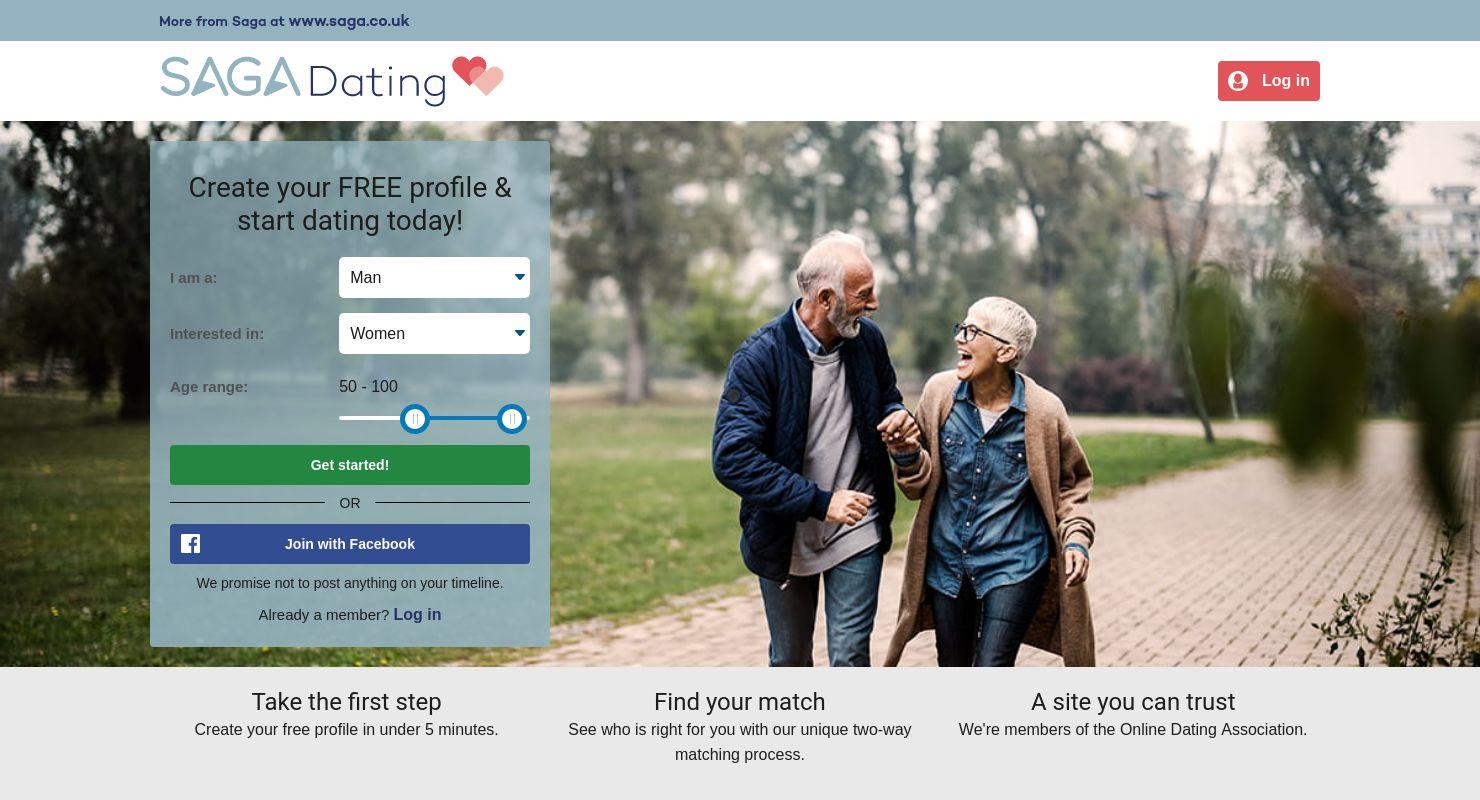 Saga Dating